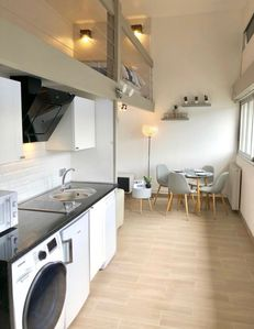 Photo for Beautiful and modern apartment, Trouville/Deauville