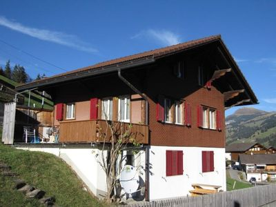 Photo for Apartment Sunnsyte 1. + 2. Stock in Adelboden - 8 persons, 3 bedrooms