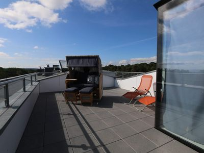 Photo for R: House Granitz Whg. 5. 3 with roof terrace and sauna - House Granitz Whg. 5. 3 with roof terrace and