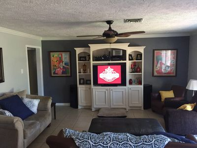 Photo for Strategically Located for YOUR Super Bowl Week (4.2 miles from NRG)