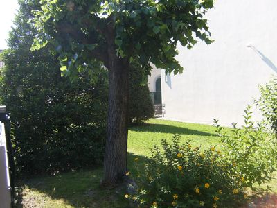 Photo for cozy house with garden: near the center private parking