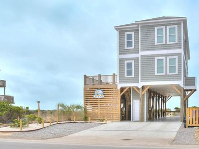 Photo for Brand New,Oceanfront 6BR/5BA Home with Private POOL in Deck & Elevator-Sleeps12