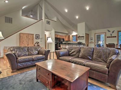 Photo for NEW! Wintergreen Home w/Deck & Community Amenities