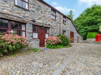 Photo for Near Conwy in a country house's extensive grounds is Maes Masarn a spacious Victorian cottage with l