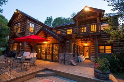 Snowmass Valley Ranch Main House
