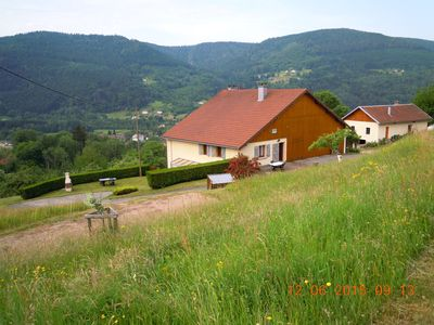 Photo for 2BR Apartment Vacation Rental in Saulxures-sur-Moselotte
