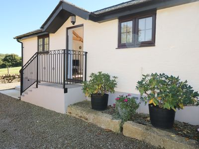 Photo for MAYBERRY COTTAGE, romantic, with a garden in Bodmin, Ref 992422