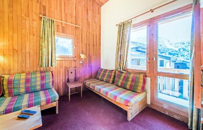 Photo for Residence Les Chalets de Valmorel - Maeva Individual - 4 Rooms 9 People Comfort