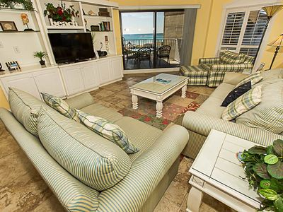 Photo for 2 BR Beachside - Sunset Views