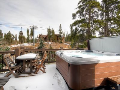 Photo for Exclusive Shock Hill Townhome with Easy Gondola Access–Dog Friendly-Hot Tub