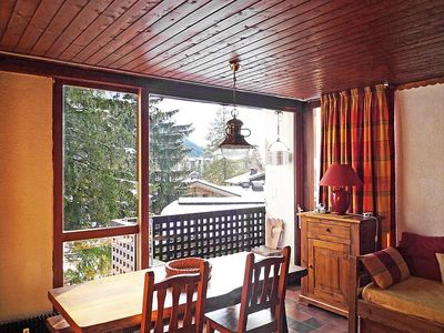 Photo for Apartment in Chamonix with Washing machine, Balcony (113881)