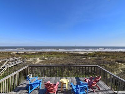 Barefoot Pelican: Beachfront in Sea Isle, Great Balcony! FREE ATTRACTION TICKETS!