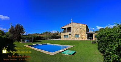 Photo for Self catering La Nave de Gredos for 48 people