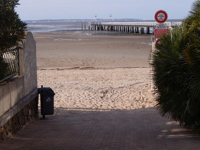Photo for NEW : Apartment at the pier and in the center of Andernos les bains