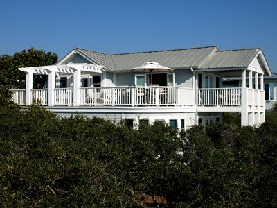 Photo for Beachfront w/Beautiful Gulf Views in Seaside!!!