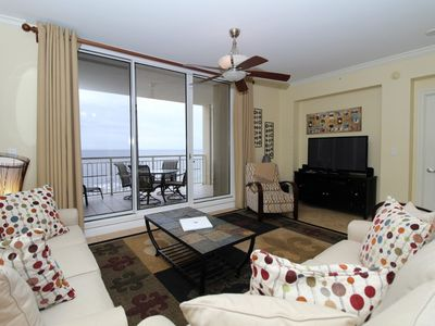 Photo for Indigo West 903- Beach Front View with Luxurious Interior and Amenities!
