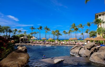 Photo for Amazing Westin Villa studio in Maui on Kaanapali Beach with ocean veiw!