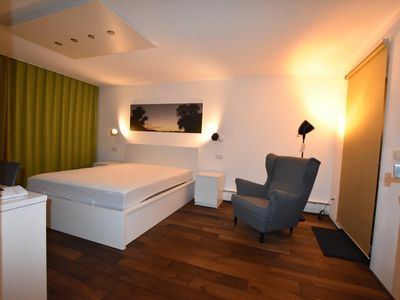 Photo for Beautiful 75sqm apartment with terrace in country villa on Lake Chiemsee