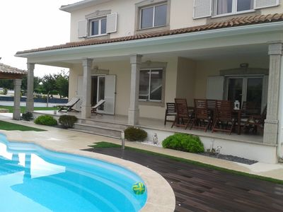 Photo for Villa with pool in northern Portugal near the douro valley