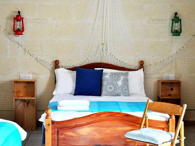Photo for Quadruple Room in a B&B in the heart of Gharb