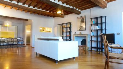 Photo for Apartment 211 m from the center of Lucca with Internet, Washing machine (1020780)