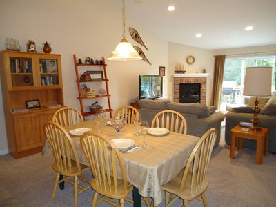 Photo for White Mountain Vacation Condo at Forest Ridge with Great Views & Central A/C