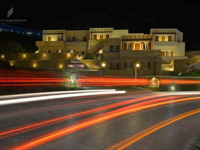 Photo for 1BR Apartment Vacation Rental in Santorini