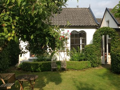 Photo for Romantic house, peaceful in a small village nearby the IJssel