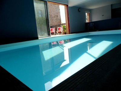 Photo for cottage 10 people with heated indoor pool, disabled access