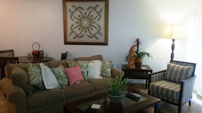 Photo for Last Minute Special...Luxurious Condo Across from Beach & Close to everything!!