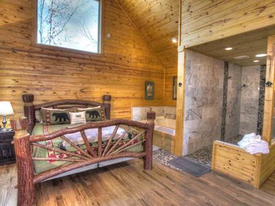 Great Escape- Luxury Spa Cabin w 2 Person 6 Ft. Jacuzzi Warm Air Spa