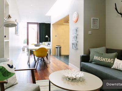 Photo for Modern Townhouse, Sleeps Up To 11 People