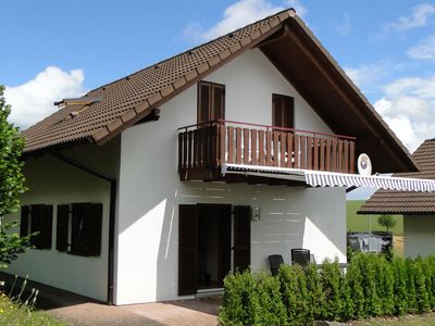 Photo for Comfortable Holiday Home in Reimboldshausen with Terrace