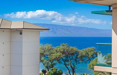 Photo for Maui Resort Rentals: Honua Kai Hokulani 608 - 6th Floor 1BR w/ Partial Ocean & Mountain Views, Inaugural Rate Specials!