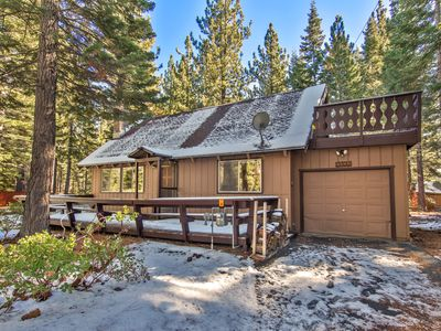 Photo for Comfortable Tahoe Chalet