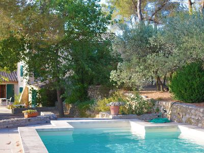 Photo for Beautiful authentic Mas in Saint Remy de Provence
