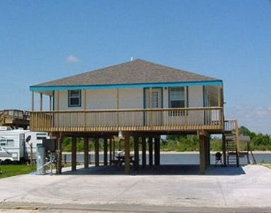 Photo for Matagorda Vacation Home Right On The Water