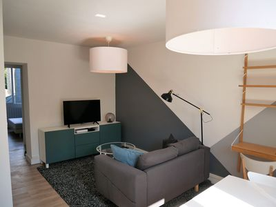 Photo for Comfortable 2 rooms - Nantes Haut Saint Felix