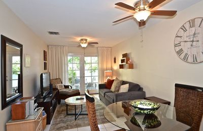Photo for Cozy Condo in the Truman Annex  - Fully Updated 2BR/1BA - Footsteps from pool