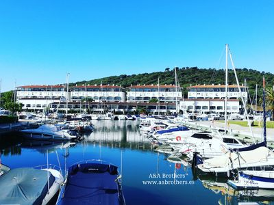 Photo for A&A Brothers ™ Deluxe Apartment Harbor Views Port d'Aro
