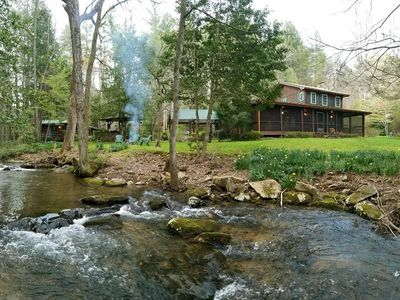 Photo for Located Directly On Stanley Creek!