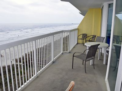Photo for 5th Floor Oceanfront 3BR/3BA at Sunrise Pointe unit 5G
