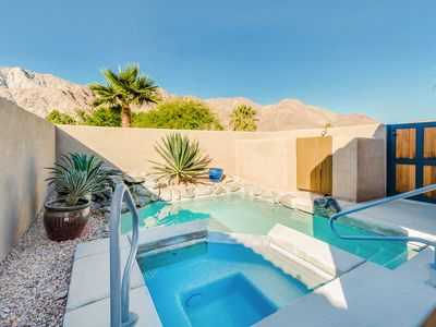 Photo for Pool with a View at La Quinta Cove - Walk to Old Town!