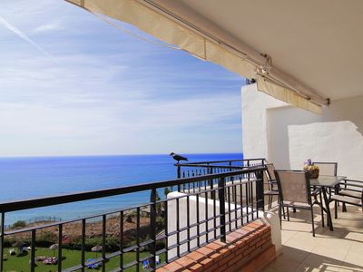 Photo for Marvellous apartment between Torrox and Nerja