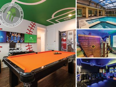 Photo for Serenity Palms | Conservation View, Games Rooms & Beautiful Furnishings