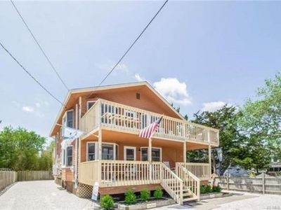 Photo for Lovely, Peaceful 3BR 2Bath Home Steps from the Beach All Amenities Included!