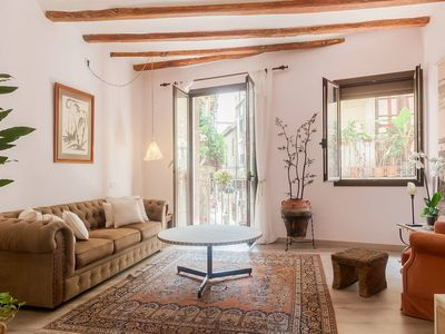 Photo for Luxury apartment in Barcelona old town