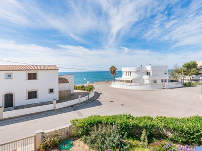 Photo for Beautiful villa in Sa Rapita with spectacular sea views
