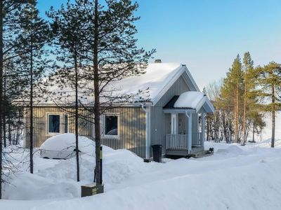 Photo for Vacation home Sinitalo in Inari - 6 persons, 2 bedrooms
