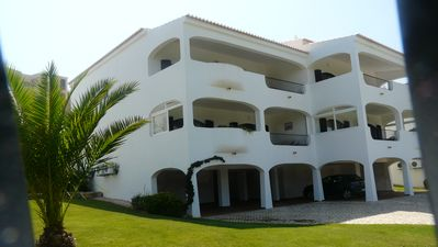 Photo for Spacious Luxury Apartment, Adjacent To 10th Fairway of Pestana Golf Course